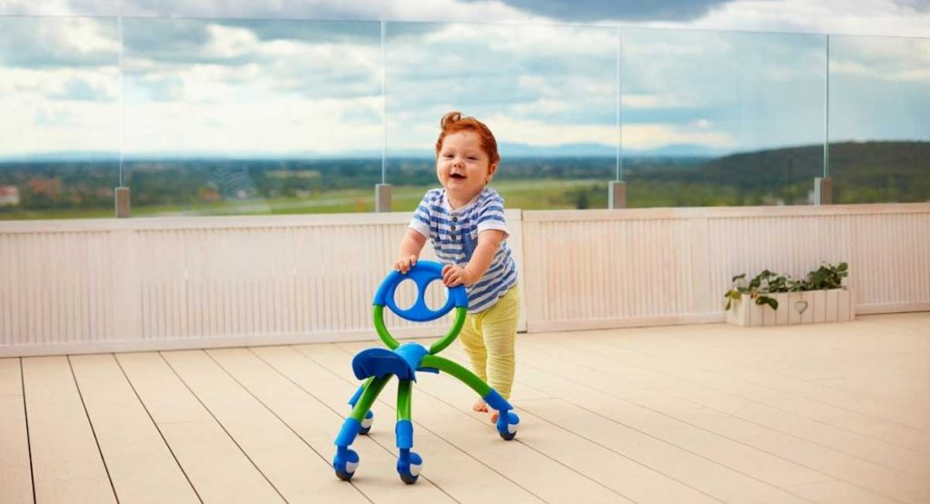 A Review of the Best Baby Push Walkers